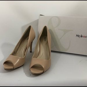 Nude Heel by Style & Co.